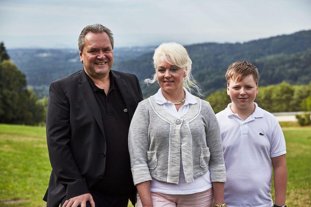 Familie Gstettenbauer