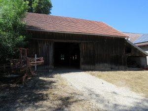 70 Südostansicht Scheune Anwesen Stephansposching (Andere)
