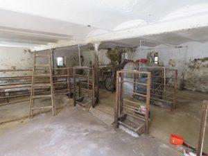 74 ehemaliger Stall mit Gewölbe Anwesen Stephansposching (Andere)
