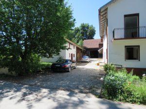 8 Hofeinfahrt Anwesen Stephansposching (Andere)