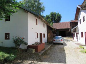80 Zufahrt und Nebengebäude Anwesen Stephansposching (Andere)
