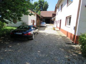 82 Hofeinfahrt Anwesen Stephansposching (Andere)