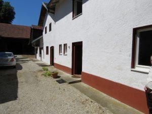 9 Haus- und Stalleingang Anwesen Stephansposching (Andere)
